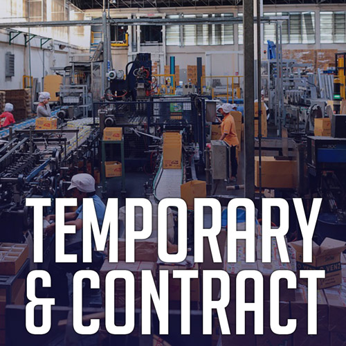 Temporary & Contract